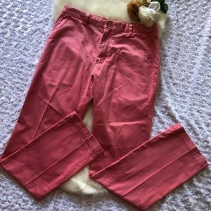 Vineyard Vines Salmon Colored Pants 12